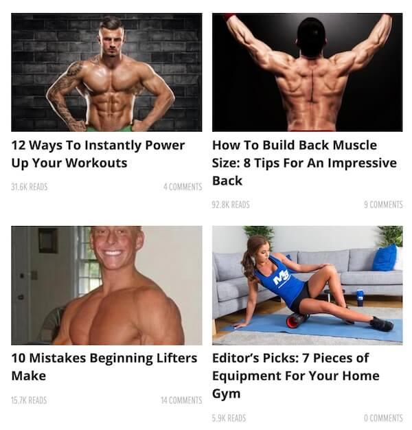 M&S most popular articles