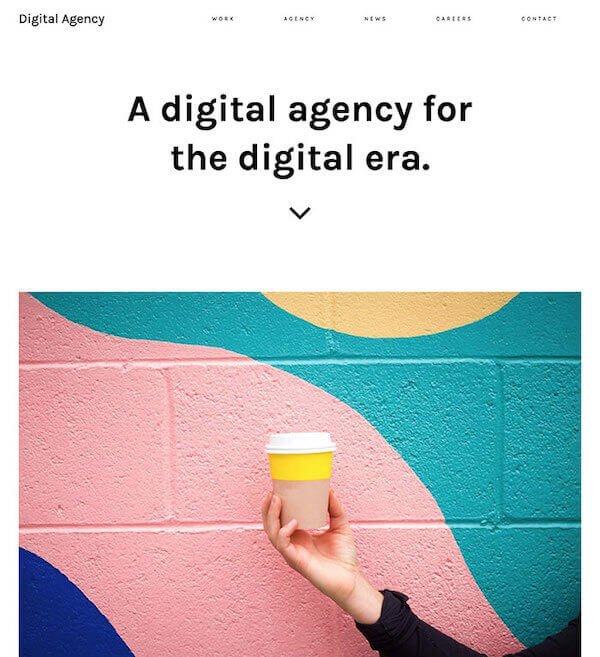 Agency PepperPlus Artisan Template