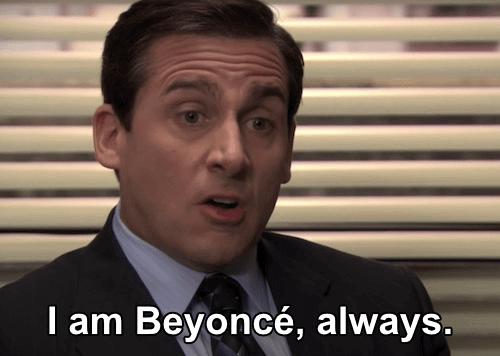 I am Beyoncé, always meme