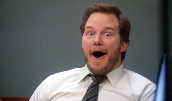 Surprised Andy meme