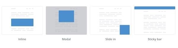 Form display formats
