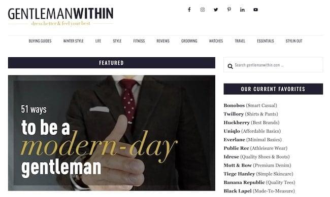GentlemanWithin
