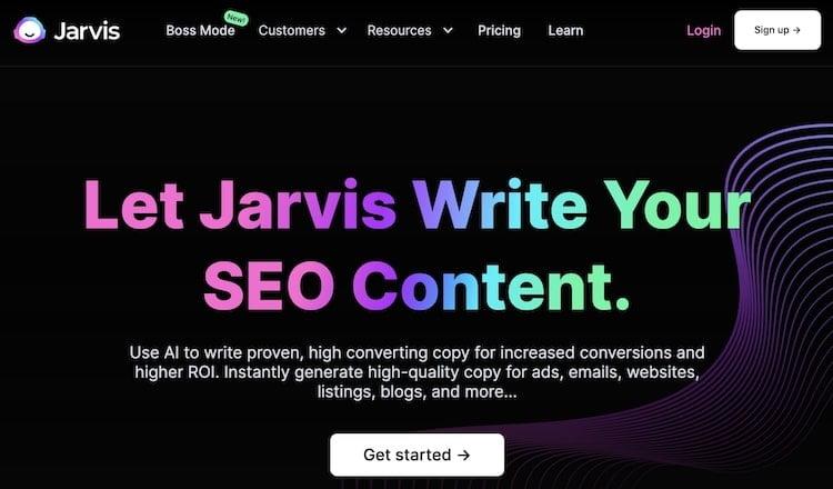 Jarvis Screenshot