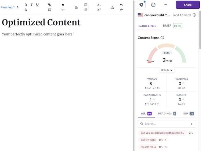 Content Editor